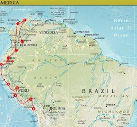 Ameryka-poludniowa-trasa