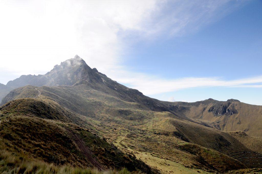 Ecuador mountain 2