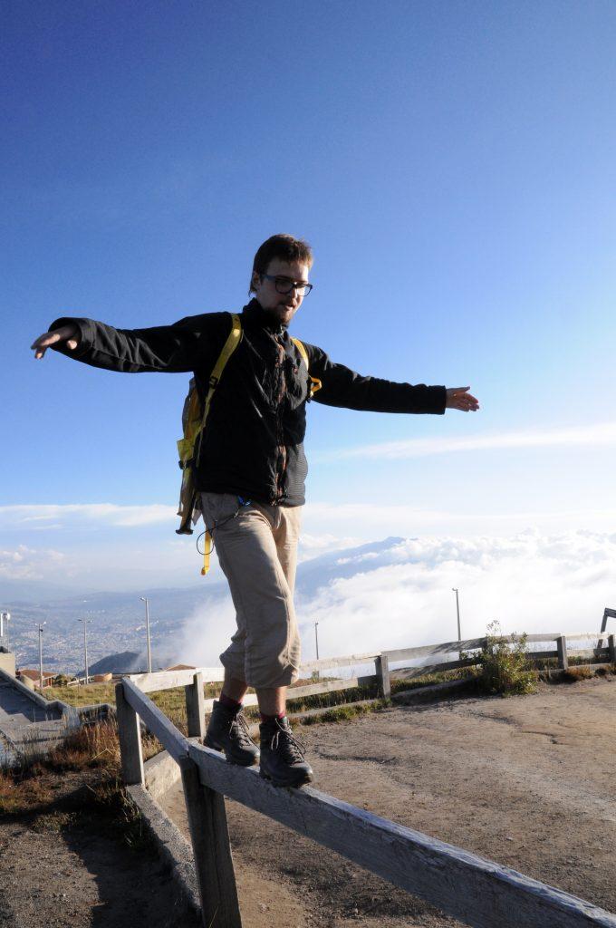 Ekwador Quito maupa
