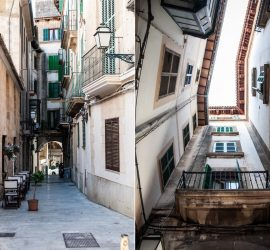 Palma stare miasto 1